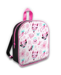 Gorgeous Miss Kitty Backpack