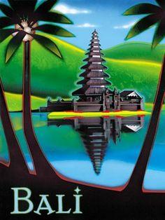 Enchanted Bali _____________________________ La Mer Indien