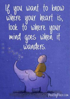 Thinking of...