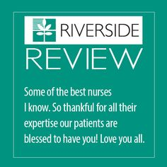 See what our patients have to say about our nurses!