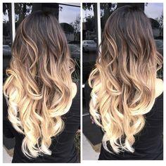 #olaplex #ombre #blonde #hair #isalon #isalonalamed