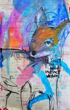 Trust the wild instinct...