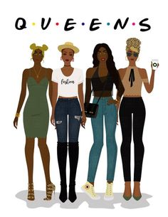 We make unique high quality designs for creatives! Black Girl Art, Black Girl Magic, Black Girls, Black Women, African American Makeup, African American Women, Queen Fashion, Fashion Art, Black Girl T Shirts