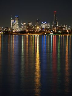 Melbourne City by Night. #travel #travelinsurance #iloveinsurance See the world. Do your travel insurance comparison online, save time, worry, and loads of money. http://www.comparetravelinsurance.com.au/