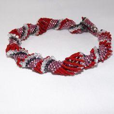 Dutch Spiral Variation Bracelet