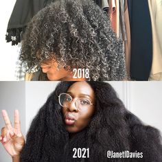 """Your Hair Growth Guide 👸🏾's Instagram post: """"The real reason your hair just won't grow past that certain point…  Did you know that poor detangling is one of the leading causes of…"""""""