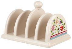 The Caravan Trail - Fowey Toast Rack #thecaravantrail #gift #homewares #floral