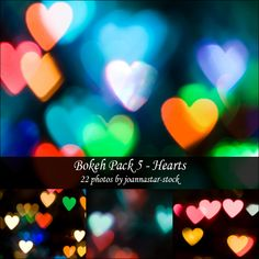 Bokeh Pack 5 by joannastar-stock.deviantart.com on @deviantART