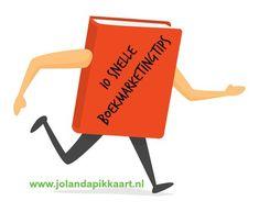 10 Snelle tips voor je boekmarketing