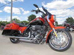 2014 Harley-Davidson Touring CVO ROAD KING FLHRSE