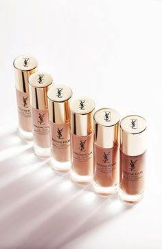Yves Saint Laurent Touche Eclat Foundation: reformulated version with anti-fatigue effect launching December 2015 #makeup