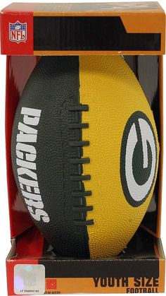 NFL Green Bay Packers Hail Mary Football, Price: 	$12.40