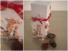 Card Creations by Ellis van Veenendaal: Herbstliche tricky Box...