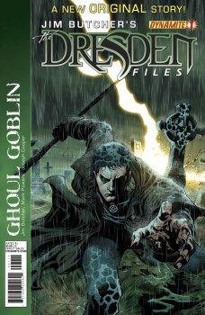 """Jim Butcher's The Dresden Files. Ghoul, Goblin"" (Jim Butcher, Mark Powers y Joseph Cooper, Dynamite)"