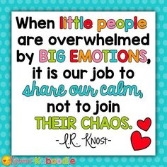 Chapter L.O.V.E. (Learning Our Various Emotions)
