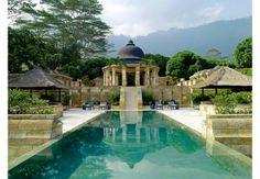 Indonesia #pool #green #nature