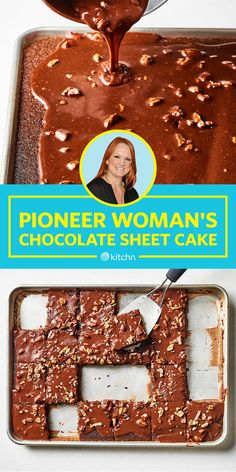 I Made Pioneer Woman's Famous Chocolate Sheet Cake (and Here's What I Though. - I Made Pioneer Woman's Famous Chocolate Sheet Cake (and Here's What I Thought) Mini Cakes, Cupcake Cakes, Cupcakes, Bundt Cakes, Cake Cookies, Famous Chocolate, Chocolate Cake, Chocolate Sheath Cake Recipe, Texas Chocolate Sheet Cake
