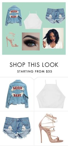 """""""12"""" by curlyyheadarieee on Polyvore featuring rag & bone, Boohoo and Dsquared2"""