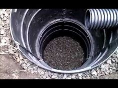 How to Make a Soakaway Pit - YouTube