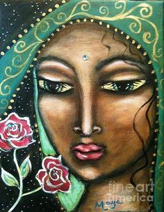 http://fineartamerica.com/featured/1-rose-madonna-maya-telford.html Maya Telford