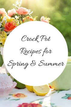 Crock Pot Recipes fo