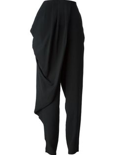 Shop Jean Paul Gaultier draped trousers in Layers from the world's best independent boutiques at farfetch.com. Over 1000 designers from 60 boutiques in one website.
