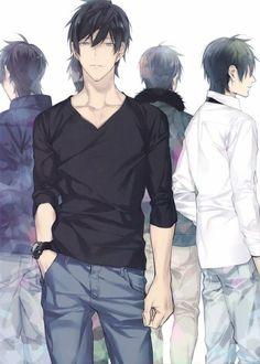Isn't he from 'Ten count'? Hot Anime Boy, Cute Anime Guys, Anime Love, Manga Boy, Manga Anime, Anime Art, 10 Count Manga, Ten Count, Manhwa