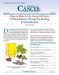 HAC Newsletter - The Truth About Cancer