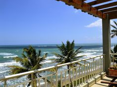 Cabarete Vacation Rental - VRBO 223501 - 2 BR Dominican Republic Condo, Luxury 2 Bdrm. Oceanfront Penthouse $899 /Week. Private & Secure. Ek