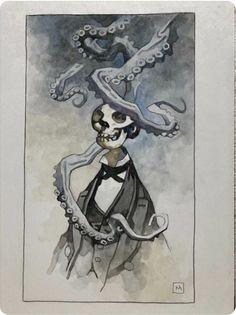 Mike Mignola art.