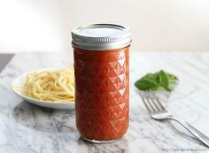 Flashback Friday: Easy Tomato Sauce - Eat. Drink. Love.