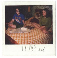 Ghost World. Omg set continuity shots <3