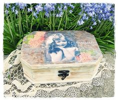 Vintage Memory box by lin168 on Etsy, $49.00