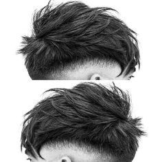 5 Hairstyles That Look Way Better on Dirty Hair - Resouri Mens Haircuts Short Hair, Cool Hairstyles For Men, Hairstyles Haircuts, Short Hair Cuts, Crop Haircut, Fade Haircut, Gents Hair Style, Hair Photography, Hair Inspiration