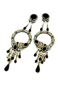 earrings : Orlie