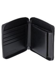 Comme Des Garcons All Black Wallet #Shopafar #CommeDesGarcons #comme #accessories #allblack #luxury #fashion