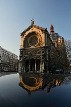 Paris, St Augustin Paris (by wijane)