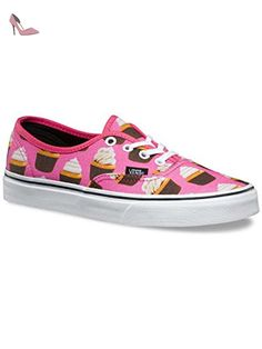 Vans Authentic chaussures 9,0 pink/cupcakes - Chaussures vans (*Partner-Link)