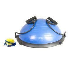 BOSU je pomůcka pro moderní balanční cvičení. Kupte zde http://www.nejlevnejsisport.cz/fitness-doplnky-balancni-podlozky-c-11_52_456.html