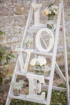 Best Wedding Reception Decoration Supplies - My Savvy Wedding Decor Trendy Wedding, Dream Wedding, Wedding Day, Elegant Wedding, Spring Wedding, Wedding Church, Party Wedding, Ladder Wedding, Wedding Table