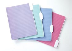 momAgenda File Folders