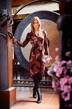 Wrap Dress 10/2015