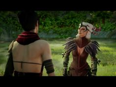 Flemeth; Morrigan; Witch of the Wilds; Dragon Age: Inquisition; DAI; DA:I; Mythal