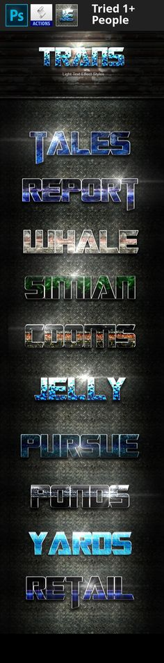 3d, 3d effects, 3d text, actions, awesome, background, brush, bundle, color, design, effects, elegant, flares, graphic, modern, pack, photoshop, print, psd, realistic, smart object, styles, text, text effects  Just One Click Editable text layers Clean design Supports images with 72 and 300 DPI   Zip file include:    additional .asl file with all styles Read me PSD file   Don't forget to rate it!
