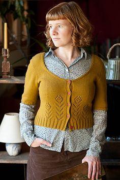 Ravelry: Soay pattern by Gudrun Johnston