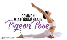5 Common Misalignments in Pigeon Pose (and How to Fix Them) http://www.doyouyoga.com/5-common-misalignments-in-pigeon-pose-and-how-to-fix-them-86575/ @doyouyoga