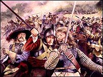 For God & Parliament - Chris Collingwood Torrington's great battle The Devon town of Great Torrington was the site of one of the last major battles of the first English Civil War - its outcome helped to bring about the eventual defeat and execution of King Charles I.