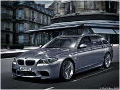 BMW F11 M5 Touring (wagon) quite possibly the perfect family car.