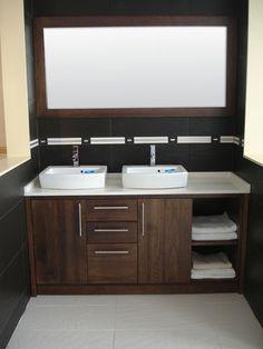 Mueble para ba o modernos lavamanos traslado instalacion - Muebles de bano en guadalajara ...
