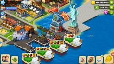 Top Best Android Games Township Level 240